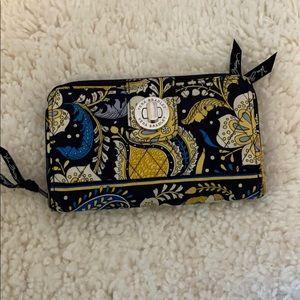 Vera Bradley Turnlock Wallet